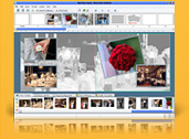 Photobook software for the digital press and printer